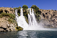 Turkey, Antalya, Waterfall - THAF000988