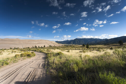 USA, Colorado, Great Sand Dunes National Park and Preserve - NNF000110