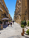 Italy, Sicily, Trapani, Old town, Shopping street Corso Vittoria Emanuelle - AM003333