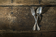 Old fork and spoon - DEGF000008