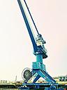 Harbor crane - UWF000281