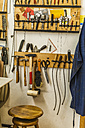 Tool board in saddlery - TCF004387