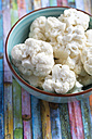 Bowl of cauliflower florets - SARF001114