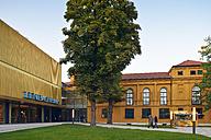 Germany, Bavaria, Munich, Lenbachhaus - BR000891