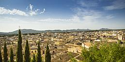 Spain, Baleares, Mallorca, view to historic city of Arta - DWIF000319