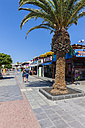 Spain, Canary Islands, Lanzarote, Puerto del Carmen, beach promenade - AMF003434