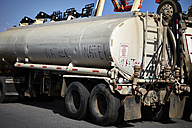 Fuel tanker transporting water - STKF001096