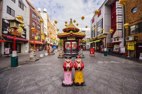 Japan, Kobe, Chinatown - THAF001063