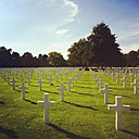 France, Colleville-sur-Mer, Omaha Beach, military cemetery - SEG000160