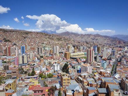South America, Bolivia, La Paz, cityscape - SEGF000179