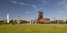 Germany, Ruhr area, Gelsenkirchen, disused coal mine Consolidation - WI001185
