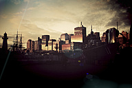 Darling Harbour, Sydney, New South Wales, Australia - SBD001584