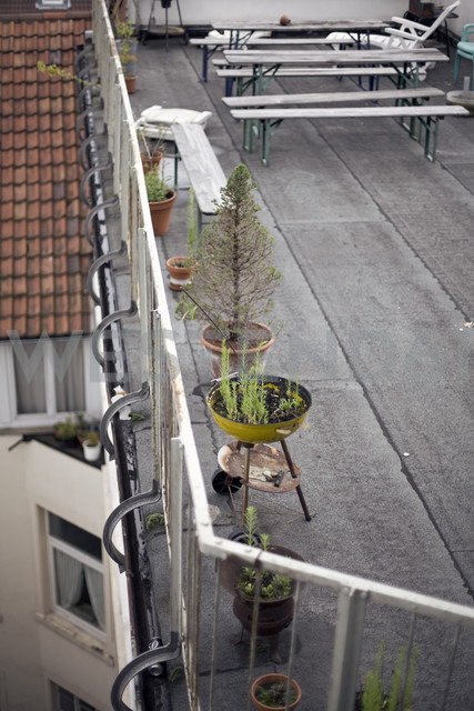Roof terrace - DW000225