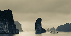 Vietnam, Tour boat in the Halong Bay - FCF000552