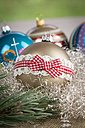 Christmas bauble with ribbon - JUNF000138