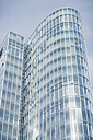 Germany, North Rhine-Westphalia, Duesseldorf, modern office building - DWIF000353
