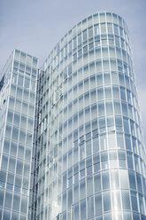 Germany, North Rhine-Westphalia, Duesseldorf, modern office building - DWIF000353