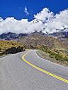 Peru, empty road - SEGF000196