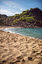 Spain, Balearic Islands, Menorca, Cala Pilar beach - EHF000001