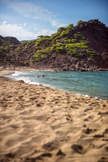 Spain, Balearic Islands, Menorca, Cala Pilar beach - EHF000001