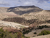 Morocco, Chichaoua Province, view to mountainscape - JMF000298