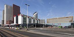 Netherlands, Den Haag, Main Station, Bus terminal - WI001193