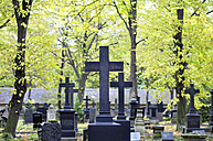Germany, old grave yard - LY000399