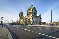 Germany, Berlin, Berlin Cathedral - RJ000383