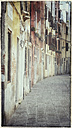 Italy, Venice, house fronts - CSTF000716