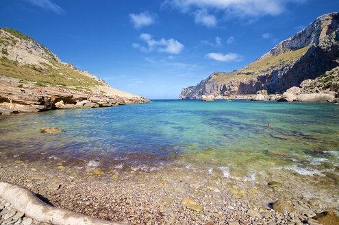 Spain, Majorca, Cala Figuera - MHF000345