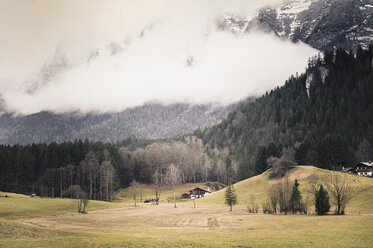 Germany, Bavaria, Ramsau, rural landscape - MJF001448