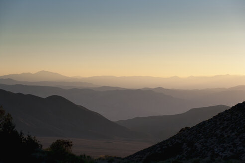 USA, California, landscape in Death Valley National Park - NNF000148