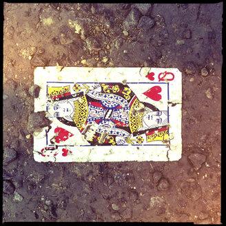 Queen of hearts - LULF000239