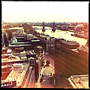 london skyline, great britan, england - LULF000193
