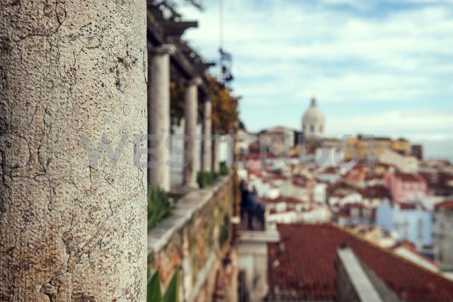 Portugal, Lisbon, view of Alfama neighborhood - EHF000065