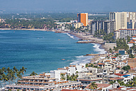 Mexico, Puerto Vallarta, Playa Los Camerones - ABAF001620