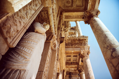 Turkey, Ephesus, Library of Celsus - EHF000089