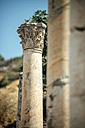 Turkey, Ephesus, column at sunlight - EHF000099