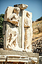 Turkey, Ephesus, fragments of two sculptures - EHF000083