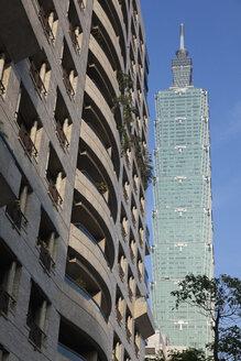Taiwan, Taipei, Taipai 101, Taipei Financial Center - MEMF000690