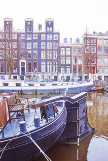 Netherlands, Amsterdam, canals and houses - SEGF000244