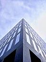 Switzerland, Zurich, facade of modern office tower - SEGF000216