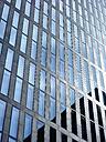 Switzerland, Zurich, facade of modern office tower - SEGF000221