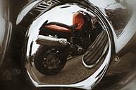 Mirrored motorbike - CST000773