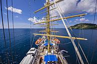 Caribbean, Grenadines, St. Vincent, sailing trip - THA001220