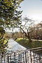 Germany, Baden-Baden, River Oos, Lichtentaler Allee - JUNF000188