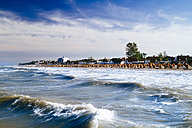 Germany, Baltic Sea, Dahme, view on the beach - KRPF001289
