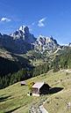 Austria, Filzmoos, Dachstein Mountains, Gosaukamm, Bischofsmuetze - WWF003369