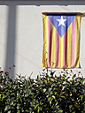 Spain, Catalonia, Catalonian Flag - JMF000319