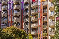 Switzerland, Geneva, apartment building Quartier des Grottes - WD002855